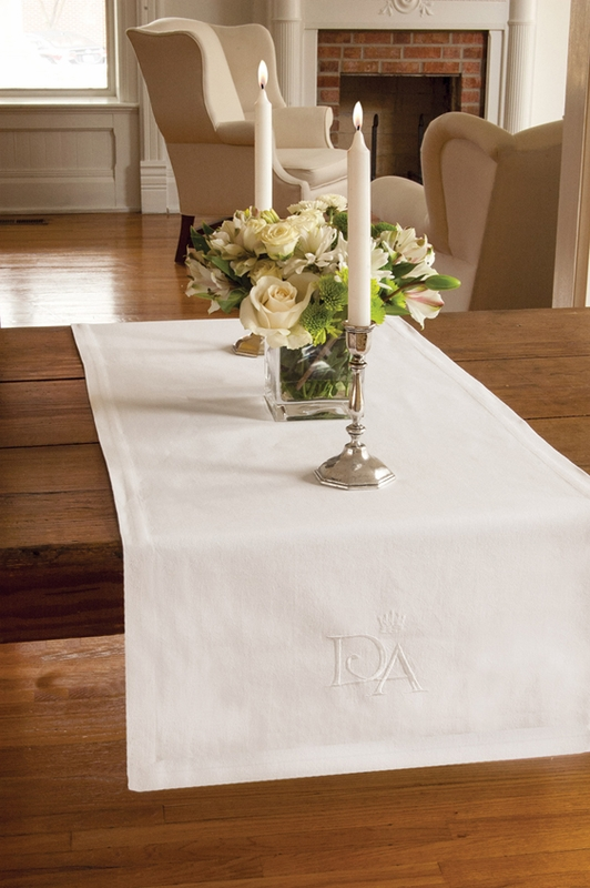 Joanna Gaines Farmhouse Table Runner Keeping Dining Table