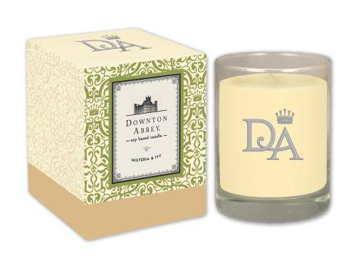 Downton Abbey Soy Candle Wisteria /& Ivy 10oz