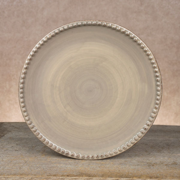 11in Linen Dinner Plate Set of 4 GG Collection & 11in Linen Dinner Plate - Set of 4 - GG Collection