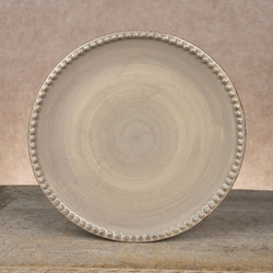 11in Linen Dinner Plate - Set of 4 - GG Collection