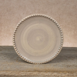 8.5in Linen Salad Plate - Set of 4 - GG Collection