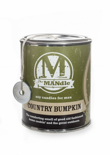 Country Bumpkin 15 oz. Paint Can MANdle by Eco Candle Co.