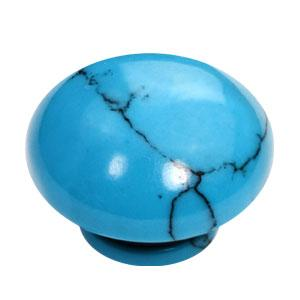 Crack Turquoise Pop Rock JewelPop - KJ-KJPS12 Kameleon Jewelry {Legacy}