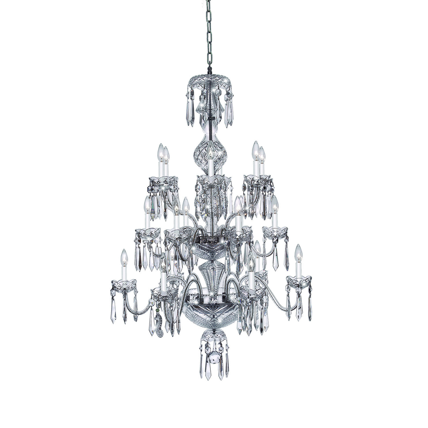 Cranmore 18 arm chandelier by waterford arubaitofo Choice Image
