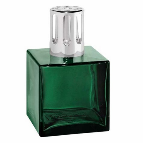 cube green fragrance lamp by lampe berger. Black Bedroom Furniture Sets. Home Design Ideas