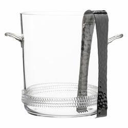 Dean Ice Bucket with Tongs by Juliska