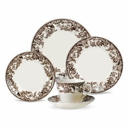 Delamere 5-Piece Place Setting by Spode