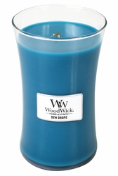 Dew Drops WoodWick Candle 22 oz.   Woodwick Candles 22 oz.