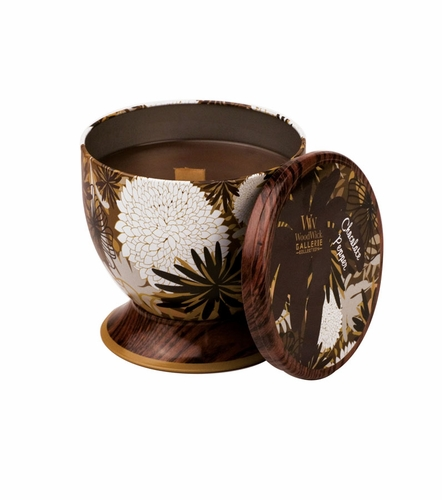 Chocolate Pepper WoodWick Gallerie Collection Candle