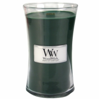 COMING SOON! - Evergreen WoodWick Candle 22 oz. | WoodWick New Fragrances for Fall