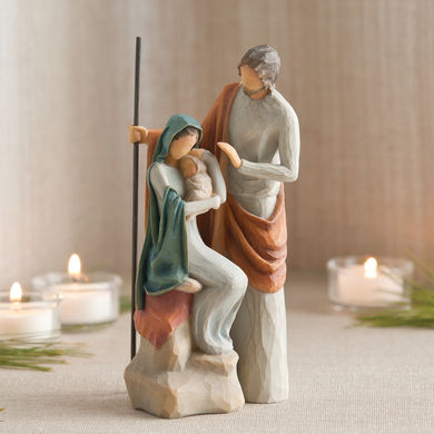 The Holy Family by Willow Tree