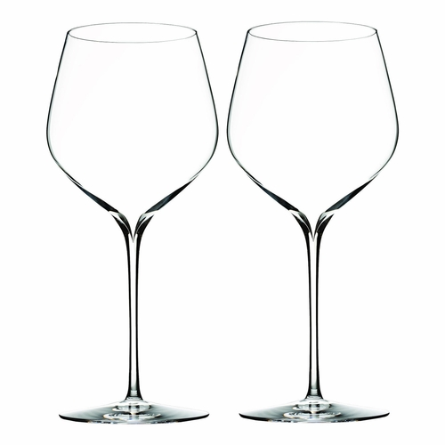 Elegance Cabernet Sauvignon Wine Glass Pair by Waterford - Special Order