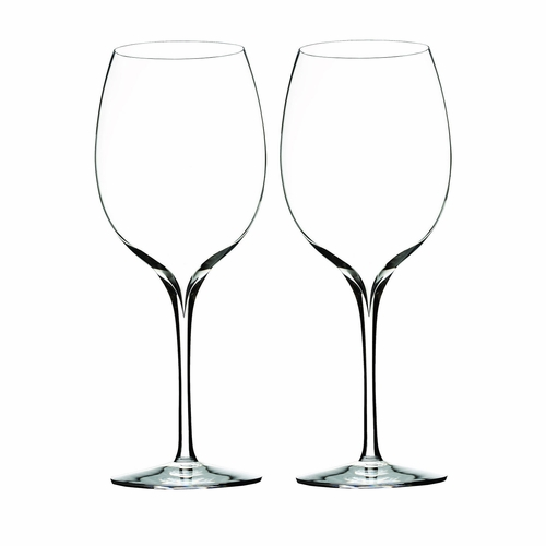Elegance Pinot Grigio Wine Glass Pair by Waterford - Special Order