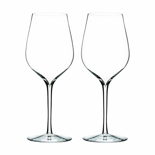 Elegance Sauvignon Blanc Wine Glass Pair by Waterford - Special Order
