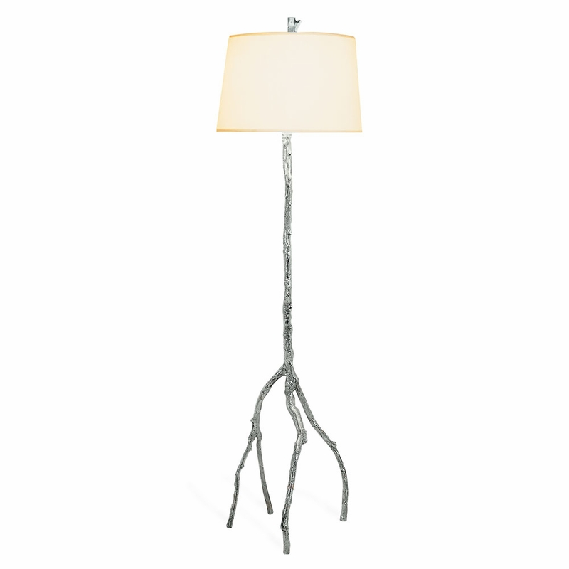 Enchanted Forest Floor Lamp Polished By Michael Aram