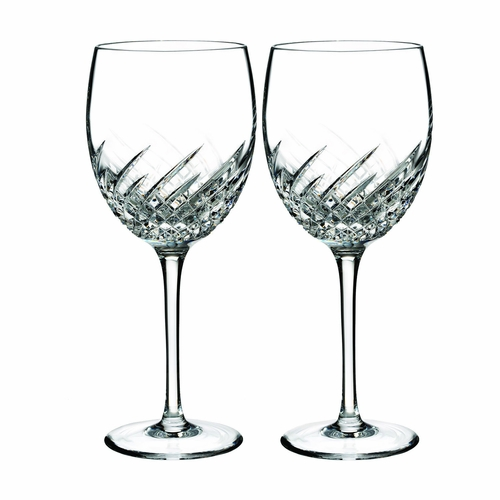 Essentially Wave Goblet Pair by Waterford - Special Order