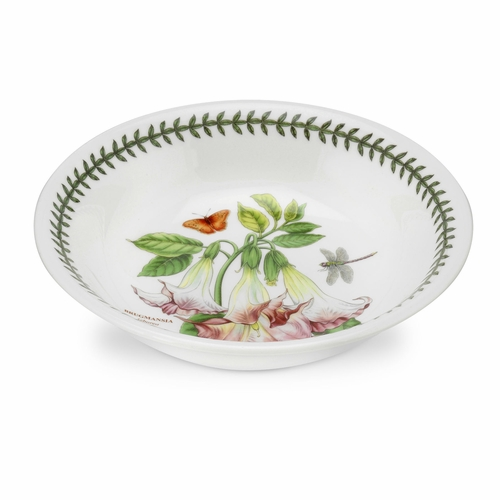 Exotic Botanic Garden Arborea Motif Set of 6 Pasta Bowls by Portmeirion