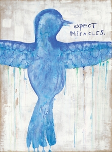 Expect Miracles Art Print Collection by Sugarboo Designs