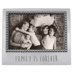 """Family Is Forever"" 4 x 6 Frame by Mariposa"