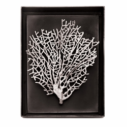 Fan Coral Shadow Box - Antique Nickel by Michael Aram  sc 1 st  The L& Stand & Skeleton Chair by Michael Aram