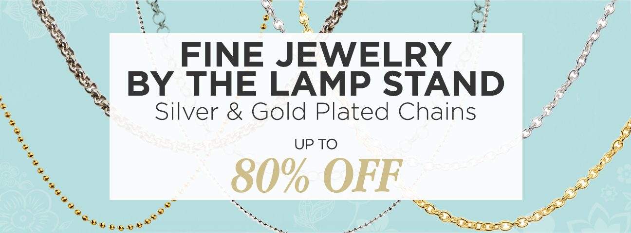 Fine Jewelry By The Lamp Stand