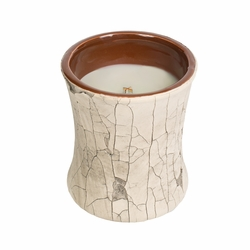 Fireside Fireplace Large Rectangle Woodwick Candle With