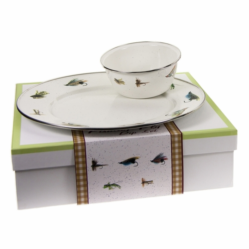 Fishing Fly Dip Set by Golden Rabbit
