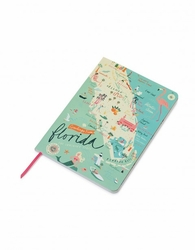 Florida Ruled Notebook - Oh So Witty by Spartina 449