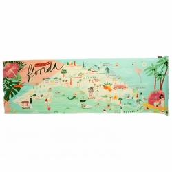 Florida Viscose Scarf - Oh So Witty by Spartina 449