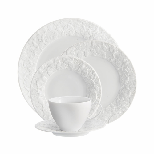 Forest Leaf 5-Piece Place Setting by Michael Aram