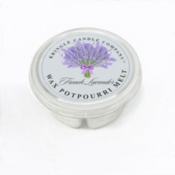 French Lavender Wax Potpourri Melt by Kringle Candles- | Wax Potpourri Melts by Kringle Candles