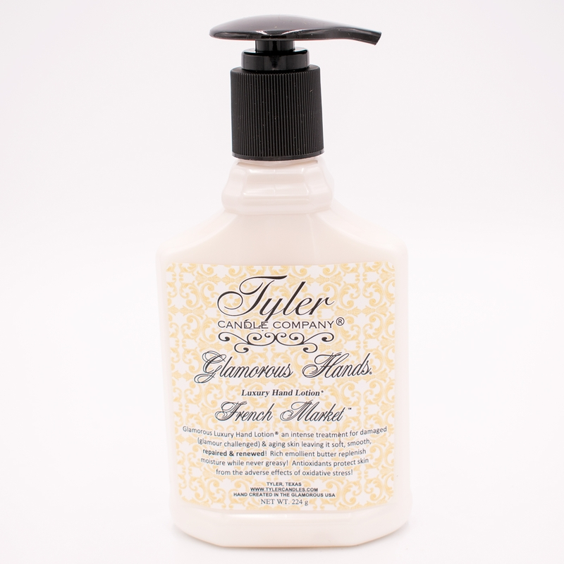 French Market Luxury Hand Lotion by Tyler Candle Company