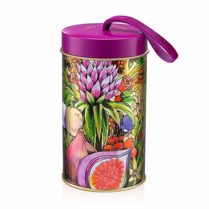 Gardeners Hand Therapy And Hand Recovery Ornament Tin Holiday Collection By Crabtree Evelyn