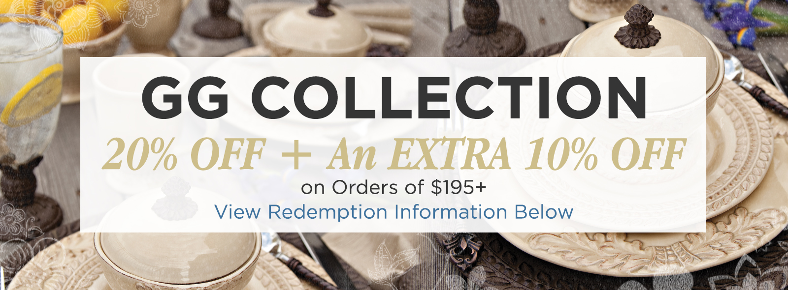 gg collection dinnerware - Gg Collection