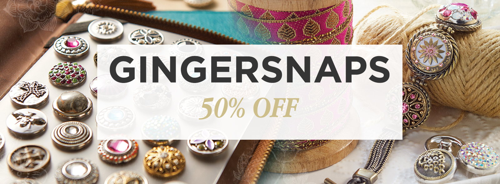 Ginger Snaps Jewelry
