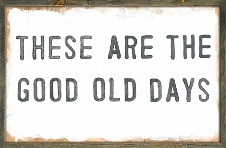 Good Old Days Art Print Collection by Sugarboo Designs