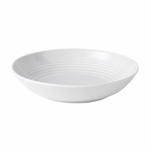 Gordon Ramsay Maze White Pasta Bowl by Royal Doulton - Special Order