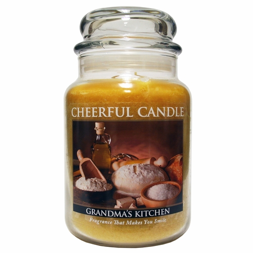 Grandma's Kitchen 24 oz. Cheerful Candle by A Cheerful Giver