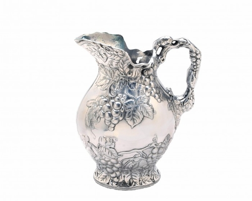 Grape Pitcher by Arthur Court