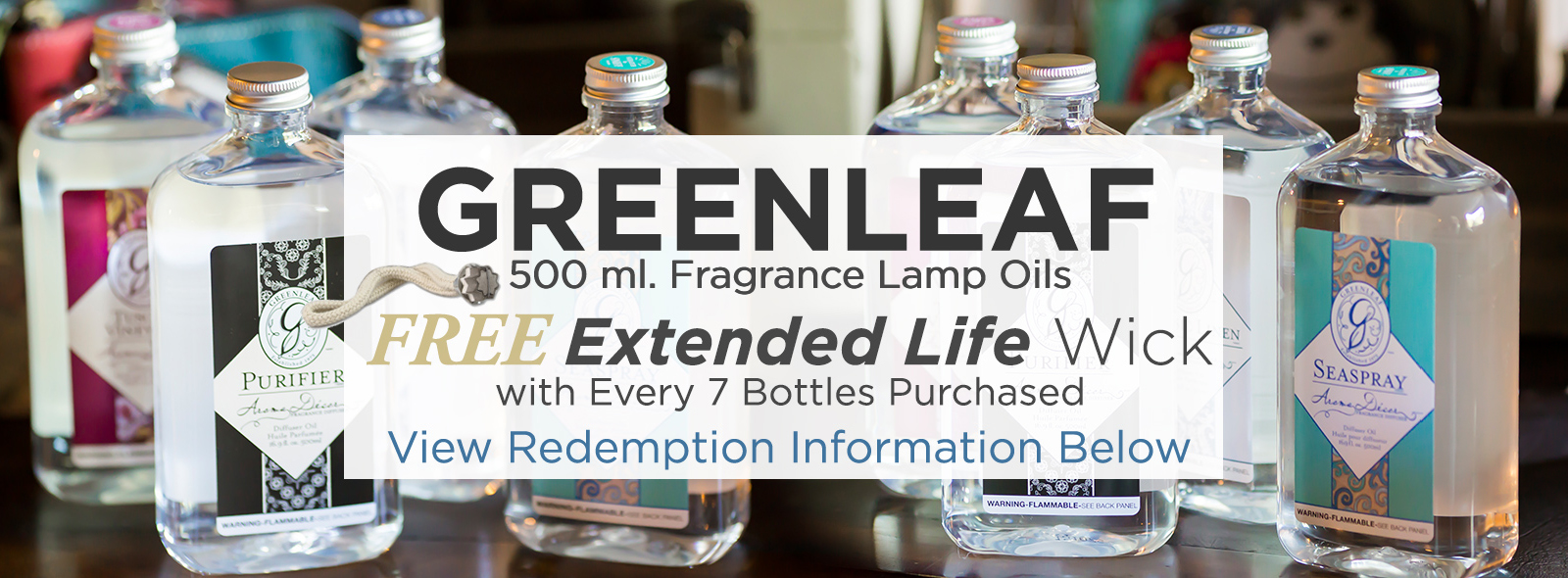 Greenleaf Diffusers & Oils