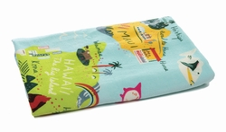 Hawaiian Islands Beach Towel - Oh So Witty by Spartina 449