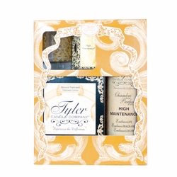 High Maintenance Glamorous Gift Suite II by Tyler Candle Company | Glamorous Gift Sets by Tyler Candle Company