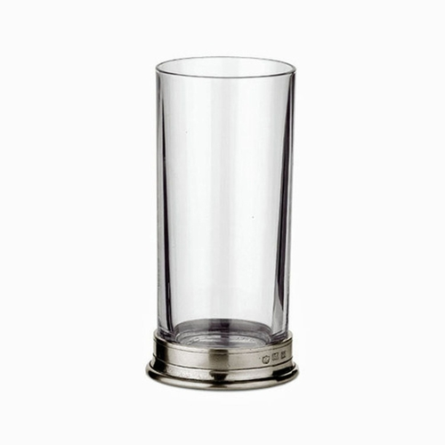 Highball Glass by Match Pewter