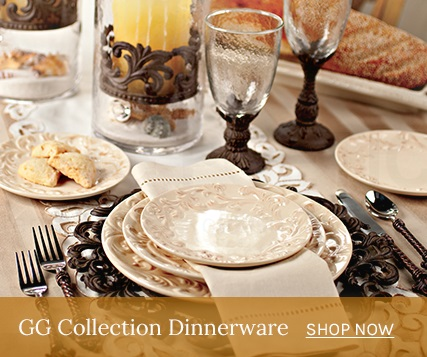 Home Decor and Dinnerware