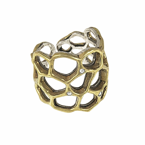 Honey Love Ring (Size 9) by Waxing Poetic