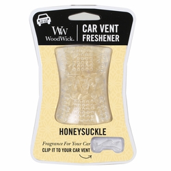 Honeysuckle WoodWick Car Vent Freshener | WoodWick Car Vent Fresheners