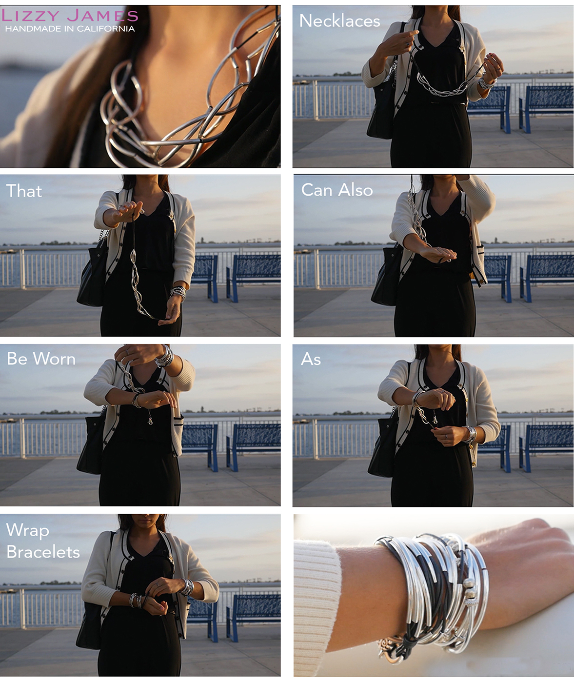 How to Wear Lizzy James