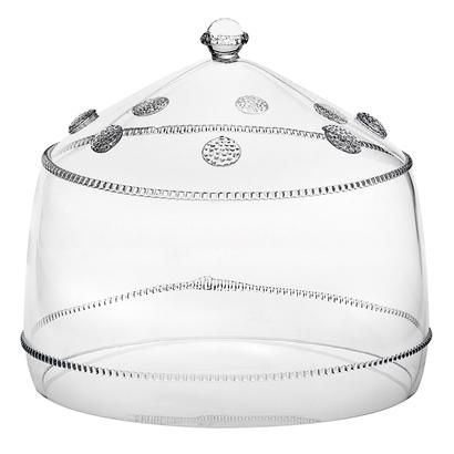 Isabella Large Cake Dome by Juliska (Available June)