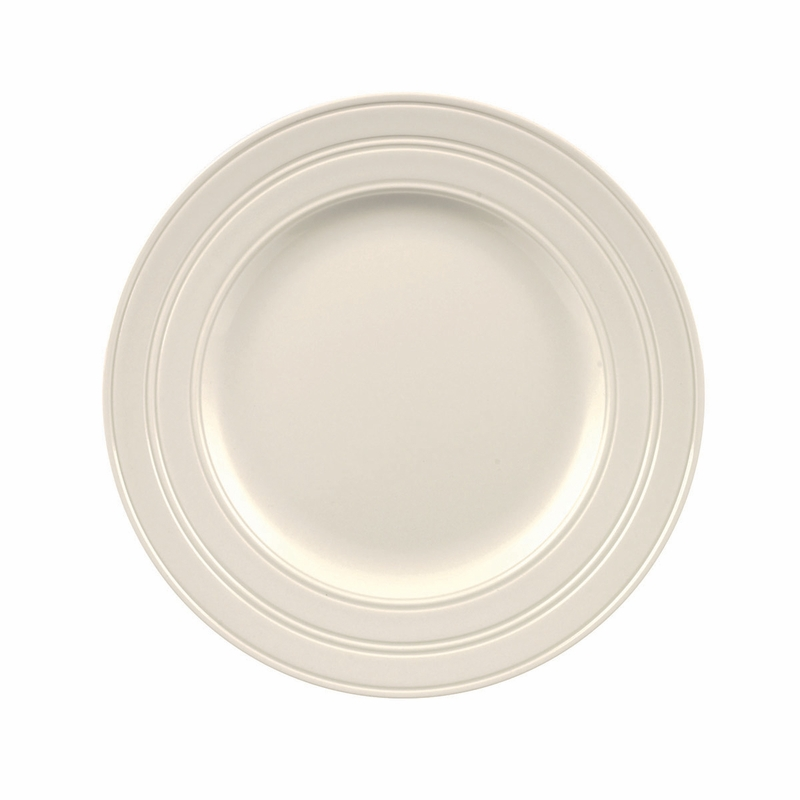 sc 1 st  The L& Stand & Jasper Conran Casual Cream Dinner Plate by Wedgwood