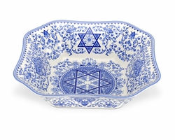 Judaica Serving Dish by Spode